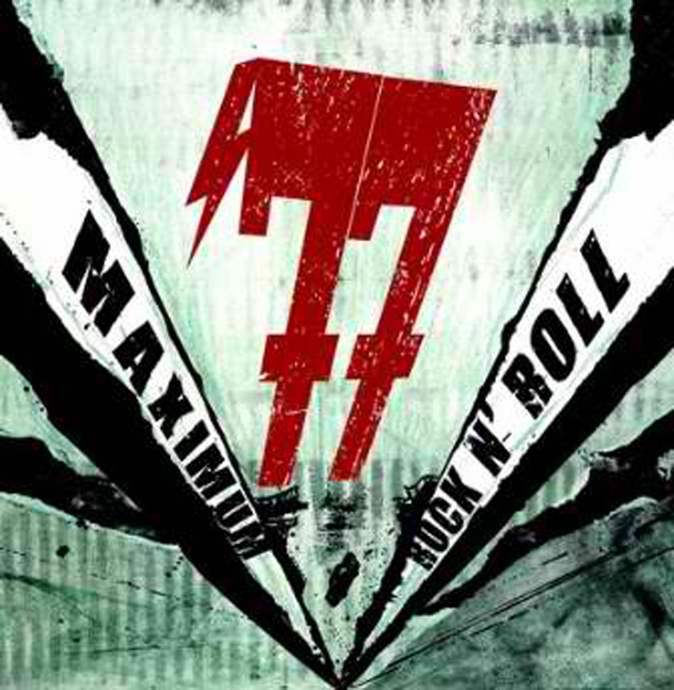 Abdul Vas '77 Maximum rock n roll new cover