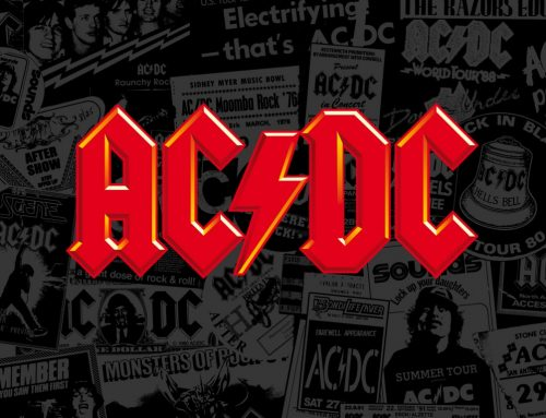 BRIAN JOHNSON Says AC/DC Will Enter Studio In May