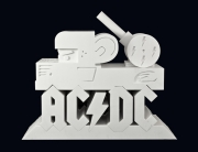Abdul Vas AC/DC 40th Anniversary 01