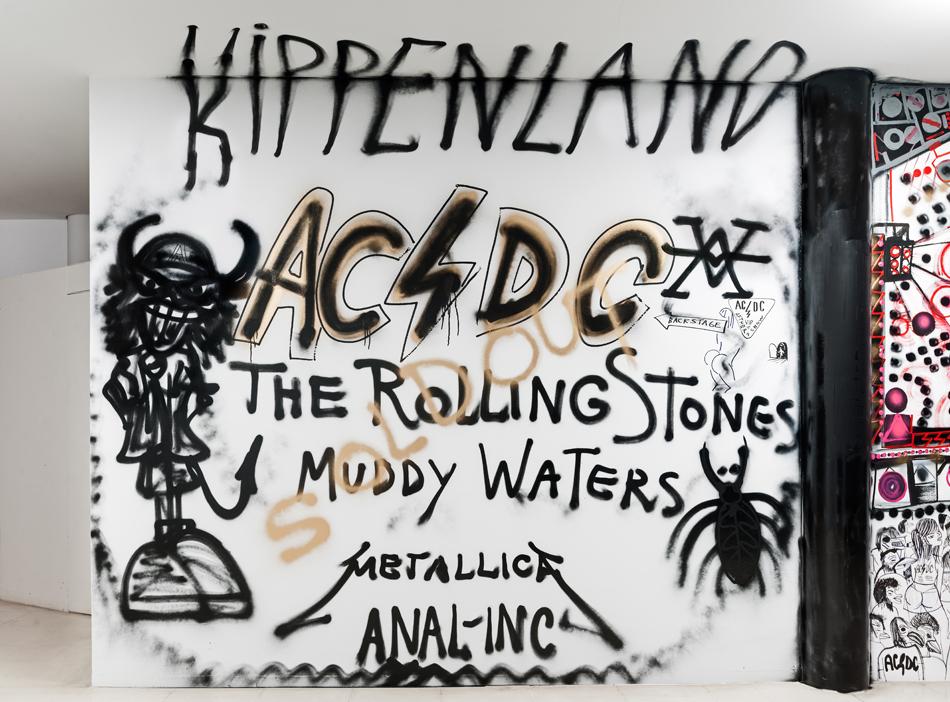 Abdul Vas ACDC LIVE 2013. AC/DC Original Artwork