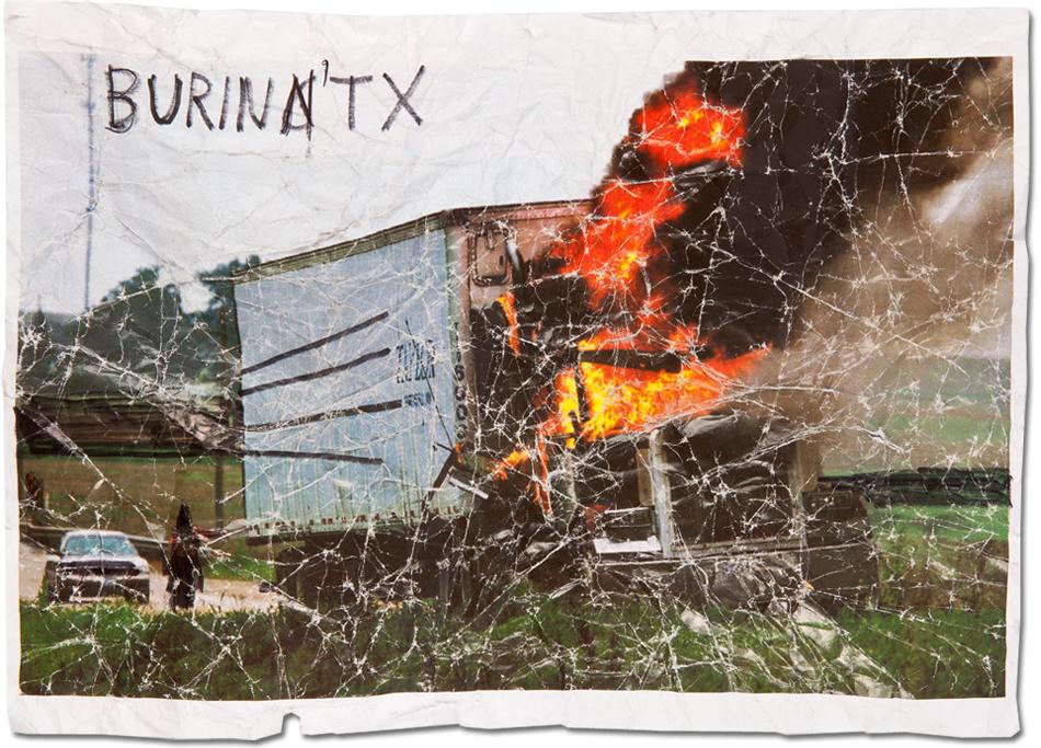 Abdul Vas Burning, TX