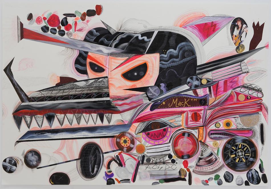 Abdul Vas Cucarachon Truck Anal Texas Mack