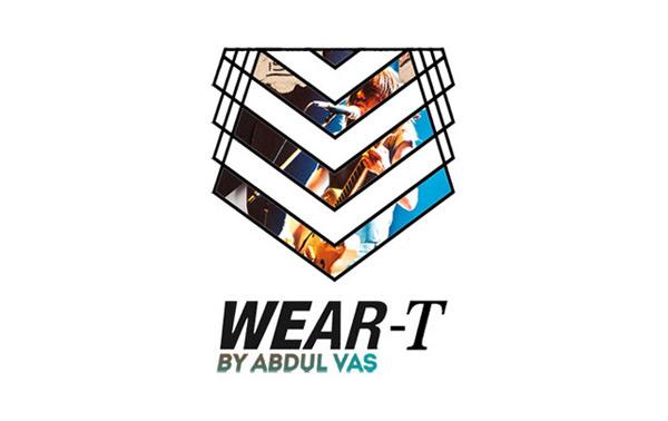 Abdul Vas Wear-T. AC/DC Original Artwork