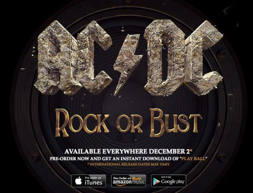 ROCK OR BUST – NEW ALBUM OUT 12/2*